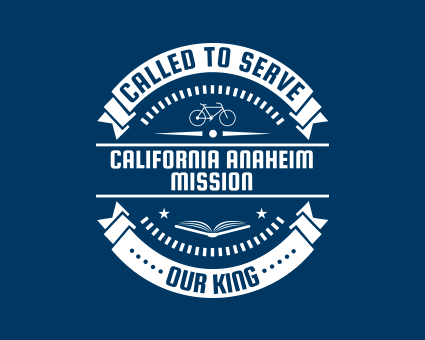 Called To Serve - California Anaheim Mission
