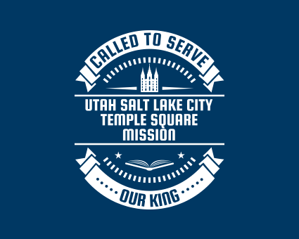 Called To Serve - Utah Salt Lake City Temple Square Mission