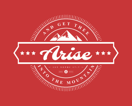 Arise And Get Thee Into The Mountain